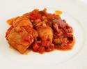 ⑩ロールキャベツと彩野菜のチキン煮込み弁当
