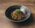 【デリバリー】⑦汁無担担麺