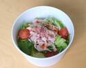 【テイクアウト】極上黒豚と新鮮野菜のピリ辛胡麻だれサラダ