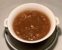【T.O.】蟹肉入りフカヒレのスープ(一人前)