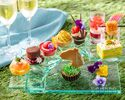 [Weekday]Deluxe Afternoon Tea with a glass champagne and Conrad Bear