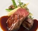 赤魚と牛フィレ肉のWメインなど全6品×3時間×スパークリング含む約300種飲み放題付きコース
