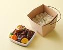 【TAKEOUT】②札幌パークホテル特製 ビーフシチューBOX
