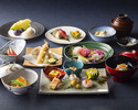Lunch&Dinner course 15,000 yen