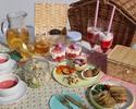 【恵比寿の丘でピクニック★お日にち限定】テラスで「春」を楽しむNew style restaurant! ¥5280