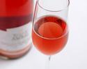 8月新作料理とワインを楽しむ会スペシャルメニュー