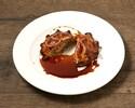 合鴨肉とフォアグラのパイ包み焼き