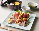 minni chirashi sushi