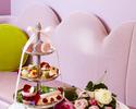 """【期間限定】"""" Pompadour + ミニパルフェ"""" Afternoon Tea"""