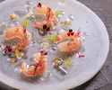 [Lunch course] 11 dishes of seasonal ingredients