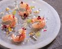 【ランチコース】季節の食材 11皿のお料理