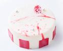 【テイクアウト】ベリーとバニラのムースケーキ
