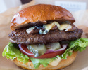 WAKANUI Blue Cheese Burger