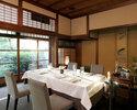 <個室確約>活け海老や厳選したローカル野菜、知多牛フィレ肉を含む7品のフルコースディナー
