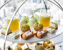 The Ritz-Carlton, Tokyo  Melon Afternoon Tea - Online Special Offer