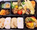 プラザ神戸のグルメ「シェフ山下 彩り菜膳 虹」をおうちで!【テイクアウト弁当】