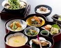 【平日:昼食】 梅御膳(うめごぜん)『季節の小鍋付き』