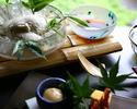 Yudofu gozen (tofu in hot pot set) -the speciality of Nanzenji- UME set