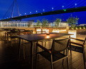 """[Summer-only """"Riverside beer terrace""""] Terrace seats/adults (13 years and older)"""
