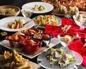 【オーダーブッフェ】前菜からパスタ・デザートまで食べ放題+ソフトドリンク飲み放題 小人2,750円(小学生)