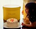 [For children] Shortcake diameter 20 cm