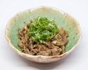 """I-03 Boiled Sinew Beef with Gari Ginger """"GARI SUJI PON"""""""