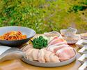 【お手軽BBQセット】豚ロース肉、鶏モモ肉など全4品【早割7】