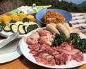 【わいわいBBQセット】牛肩ロース肉、鶏モモ肉など全7品【早割7】