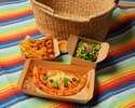 【平日ランチ限定】ピクニックランチBOX  ¥1,200(税込)