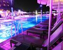 Night pool & Italian bar [August 11th to 14th]