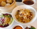 [Dinner 7/1-7/31] Jukeien set with all-you-can-eat dim sum