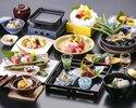 会席料理「瑞」15,000円(16,500税込)