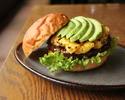Hawaii Teriyaki Beef Burger