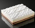 ダブルチーズケーキ【ハスカップ】フルサイズ(冷凍商品)