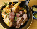 Rotisserie Spanish Chicken