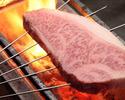 上質な佐賀県産伊万里牛がメイン 伊万里牛ステーキコース