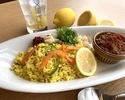 【ランチテイクアウト】 Lemon Rice ≪ランチタイムはポテト&ドリンク付き≫