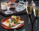 【個室確約】~アニバーサリープラン~<比叡>シャンパン含む選べる2ドリンク付き!