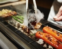 【Sumibiyaki Dinner Course Kasumi】