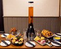 Gourmet Bar Platter & 2L Beer Tower for 5Pax (Tuesday - Friday)