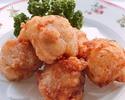 【お惣菜】頤和園特製鶏の唐揚げ 5個入り