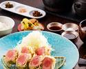 ランチ雪室熟成豚フィレ肉定食(150g)