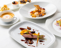 【 5 course dinner】Prefix dinner with a glass of champagne