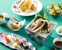 WEB予約限定優待 夏のおすすめランチ 【涼風膳】