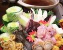 《冬季限定 鍋コース》寄せ鍋・中華鍋◆3,500円コース