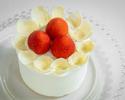【乾杯シャンパン+Seasonal+CAKE】バースデープラン¥9,900
