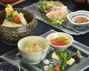 【2月】ランチ会席「如月春茶時膳」