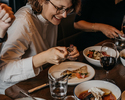 【GIRL'S NIGHT PLAN 30%OFF!】THE FULL GREEK DINNER