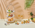CLASSIC AFTERNOON TEA : TROPICAL PARADISE