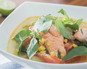 Asem-Asem Salmon/ Portion